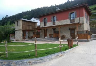 Apartamento J- Alborada del Eo  - Villameitide, Asturias