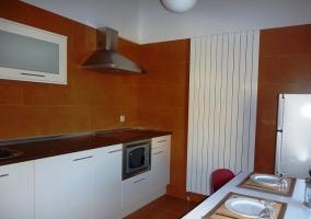 Otro detalle de la cocina