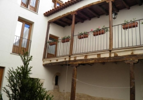 Apartamento de un dormitorio - Rural Peñafiel
