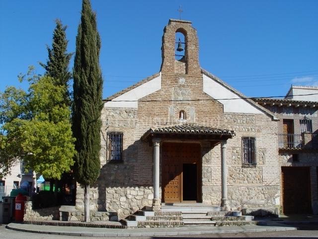 Iglesia de Gálvez