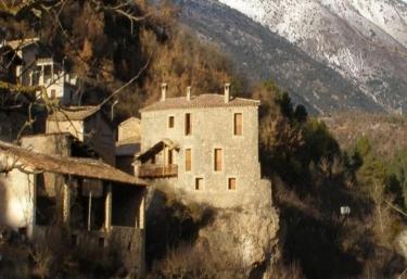 La Serra - Cal Pallerola - La Vansa I Fornols, Lleida