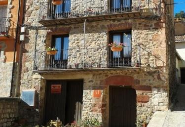Apartamentos 2 personas - Las Cárcavas - Noguera De Albarracin, Teruel