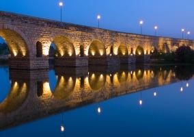 Puente Romano en Mérida