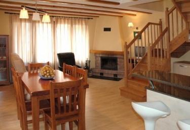 Apartamento Peña Mediodía - Casa Cecilia - San Juan De Plan, Huesca