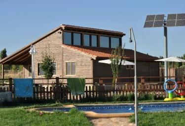 Casa Rural Mentesana - Villanueva De La Fuente, Ciudad Real
