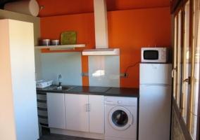 Apartamento Naranja- Rural Morella