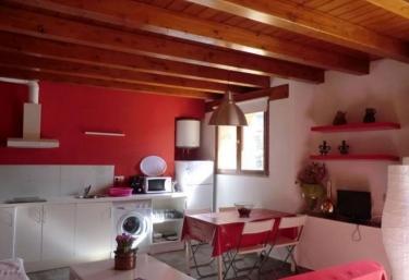 Rojo- Rural Morella - Morella, Castellón