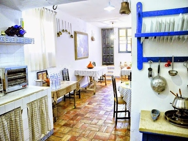 La casa andaluza huerta la cansina en mairena del alcor - La casa de las cocinas sevilla ...