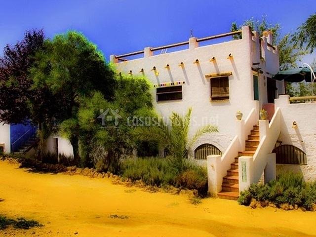 La casa andaluza huerta la cansina en mairena del alcor for Casa andaluza