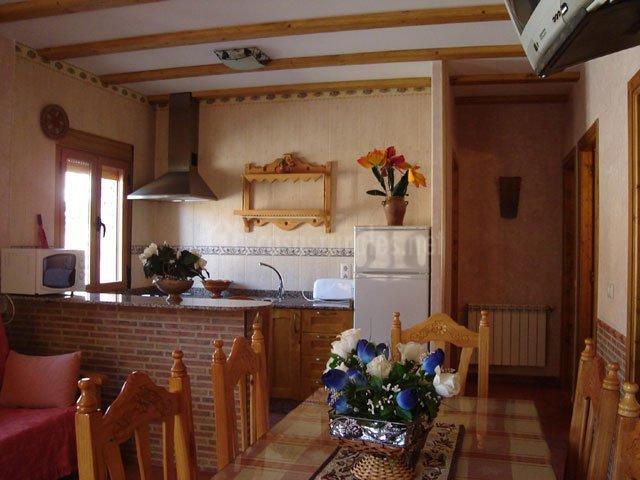 Casas Pequeñas de El Ventorrillo en Riopar (Albacete)