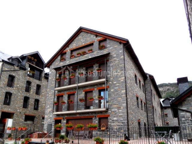 Vista exterior del edificio