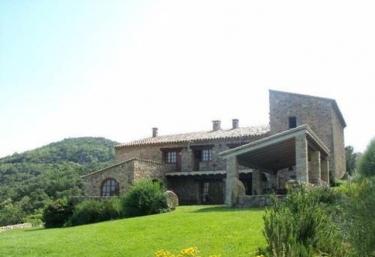 Can Roure - La Vajol, Girona