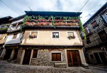 La esquina de las Ánimas - La Alberca, Salamanca