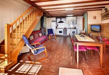 El Cachigo - Apartamentos Bellavista - Alquezar, Huesca