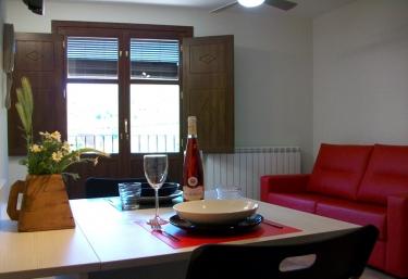 Tremoncillo - Apartamentos San Gregorio - Alquezar, Huesca