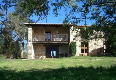 Casinas de Linares- Casa de Rubio - Linares (Ribadesella), Asturias