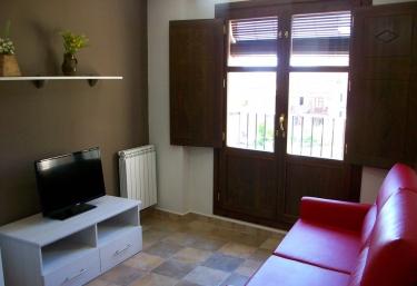 Espliego - Apartamentos San Gregorio - Alquezar, Huesca