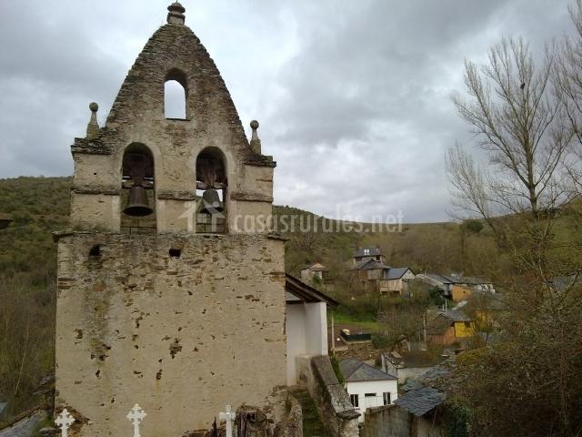 Iglesia de Valdecañada