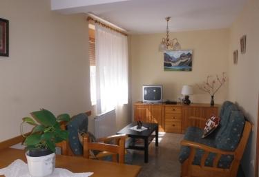 Apartamento 1 - Casa Borja - Salinas (Tella), Huesca