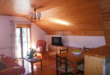 Apartamento 2 - Casa Borja - Salinas (Tella), Huesca