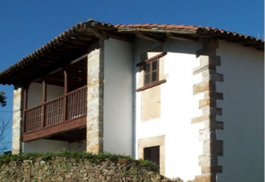 Casinas de Linares- Casa de Isidoro - Linares (Ribadesella), Asturias