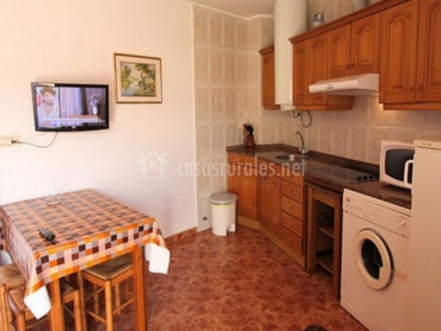 Apartamentos ovio en llanes asturias - Televisores para cocina ...
