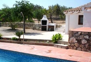 Casa rural Mas Torrent - El Perello, Tarragona