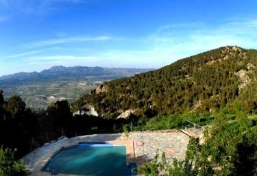 Villa Fargalí- La Posada del Candil - Seron, Almería