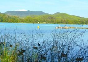 Lago de Banyoles(a 5 minutos)