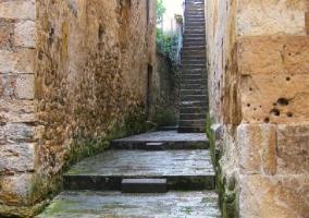 Serinyà calles