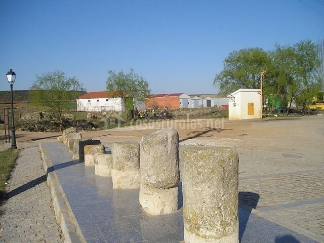 Casa rural maricarmen en calzada de valdunciel salamanca - Casa rural pontones ...