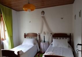 Dormitorio doble  plazuelaº2