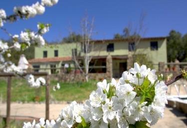 Casa Verde- Finca La Valienta - Jabugo, Huelva