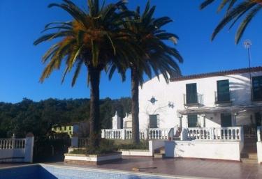 Casa Palmeras- Finca La Valienta - Jabugo, Huelva