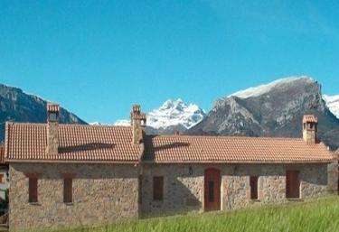 Casa La Viñaza- Casas Rurales Urmo - Laspuña, Huesca
