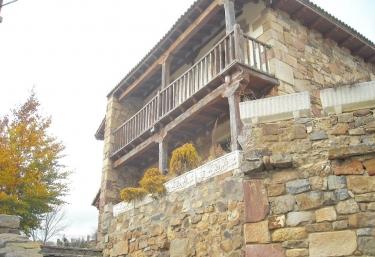 El Casuco - Santa Maria De Redondo, Palencia