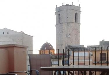 La Plaza del Ángel - Sant Mateu, Castellón