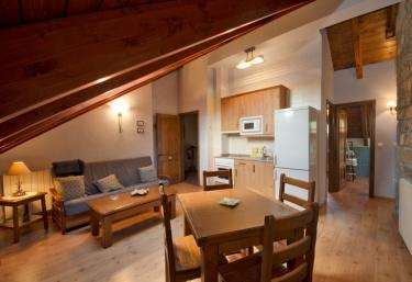 Apartamento Azul - Casa Aneta - Sarvise, Huesca
