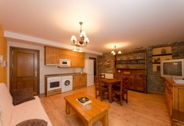 Apartamento Naranja - Casa Aneta - Sarvise, Huesca
