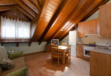 Apartamento Verde - Casa Aneta - Sarvise, Huesca