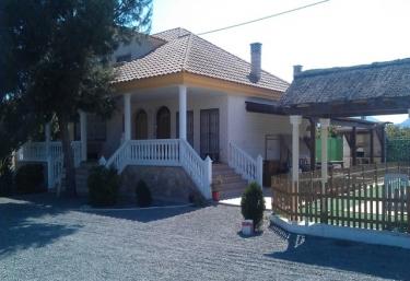 Chalet del Sol- Casas Rurales Aldea La Purísima - Puerto Lumbreras, Murcia