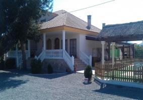 Chalet del Sol- Casas Rurales Aldea La Purísima