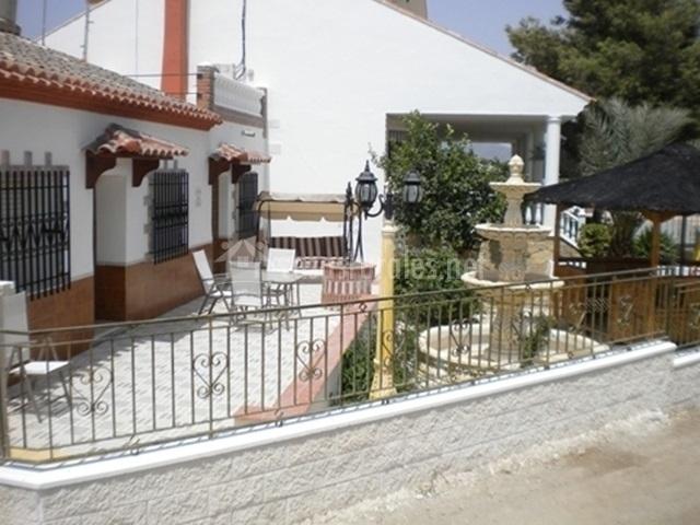 Casa la vera casas rurales aldea la pur sima en puerto - Casa rural murcia piscina climatizada ...