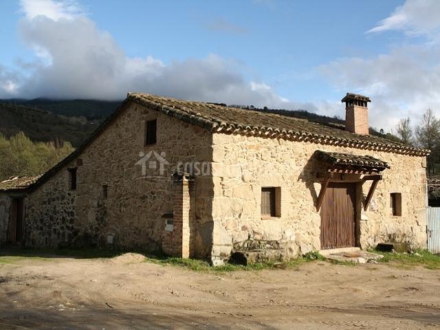 El molino de mombeltran casas rurales en mombeltran vila - Casas rurales en avila baratas ...
