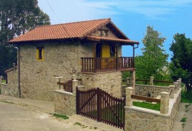 La Casina de Abo - Piñera (Cudillero), Asturias