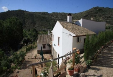 Casa Grande- Cortijo El Plantío - Castril De La Peña, Granada