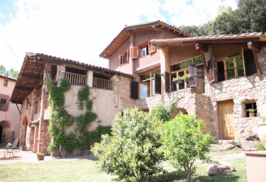 El Corral - Can Solà - La Vall De Bianya, Girona