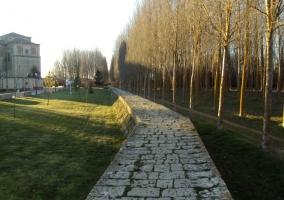 Paseo de la Calzada de Piedra