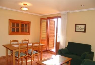 Apartamento Río Cinca - Casa Damaso - Ainsa, Huesca