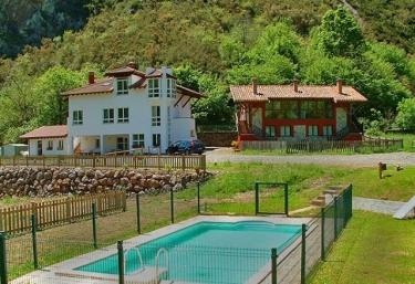 Les Vegues II - Amieva, Asturias